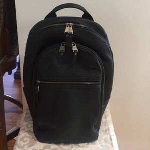 Louis Vuitton Michael Damier infini backpack